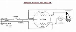 Compressor Start Capacitor Wiring Diagram Diagrams Wiring Diagram