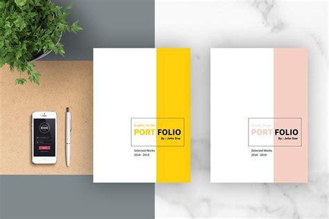 Portfolio Templates Graphic Design Portfolio Template Brochure Templates