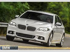 2014 BMW 535d Review by Chris Harris