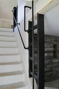 Main Courante Escalier Intérieur : main courante escalier encastr e clairante et autres id es exceptionnelles main courante ~ Preciouscoupons.com Idées de Décoration