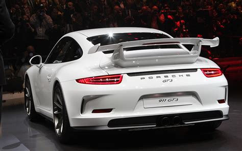 porsche back 2014 porsche 911 gt3 rear photo 2