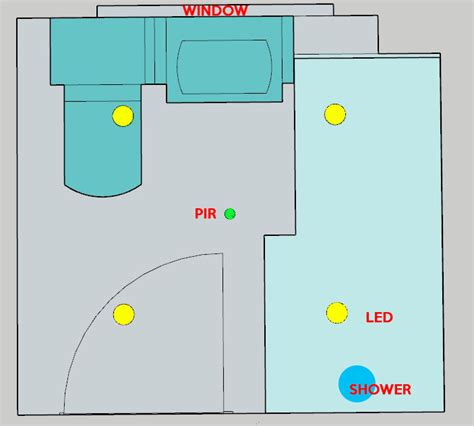 extractor fan position layout attached diynot forums