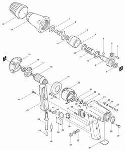 Buy Makita 6905b Replacement Tool Parts