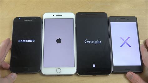 samsung galaxy s7 android 7 0 iphone 7 plus nexus 6p sony xperia performance speed