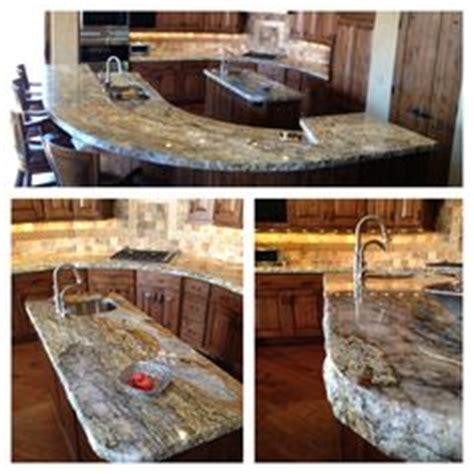 kitchen backsplash styles santa cecilia classic or venetian pearl granite bar top 2255