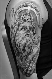 What Does Poseidon Tattoo Mean? | Represent Symbolism