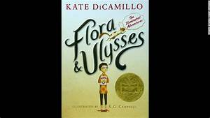 "Kate DiCamillo wins Newbery Medal, ""Locomotive"" wins ..."