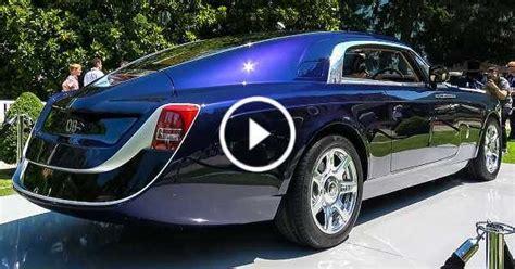 Get Inside The Rolls Royce Sweptail