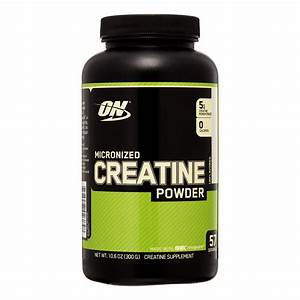 Optimum Nutrition Micronized Creatine Powder  57 Servings