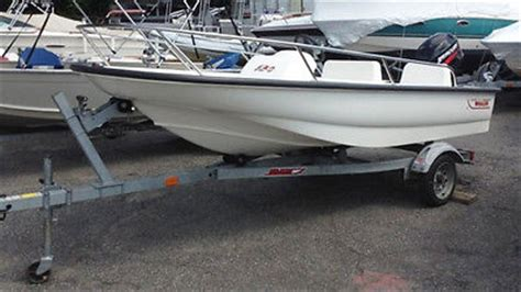 Used Boat Trailers Massachusetts by 2003 Boston Whaler 130 Sport For Sale In Worcester