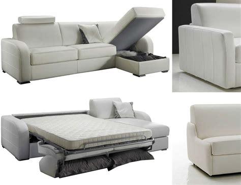 canape lit d angle canapé lit d 39 angle réversible 5 places lit 140 cm