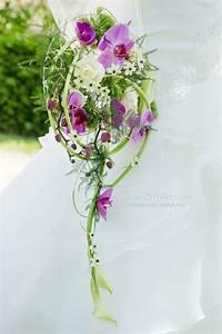 Bouquet De Mariage : bouquet de fleur mariage fleurs blanches armes et roses ~ Preciouscoupons.com Idées de Décoration