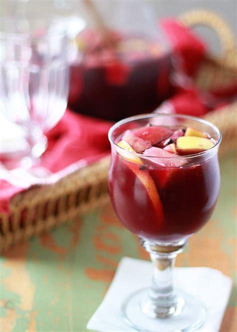 sangria recipe classic sangria recipe dishmaps