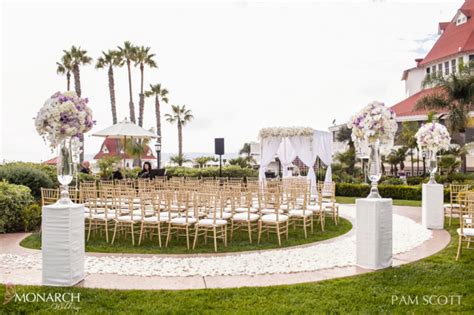 gorgeous gold lovely lace and lavendar wedding at hotel