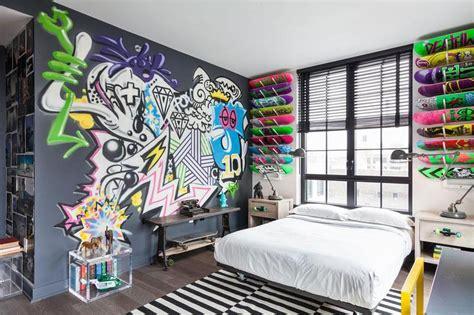 Graffiti Bedroom On Pinterest