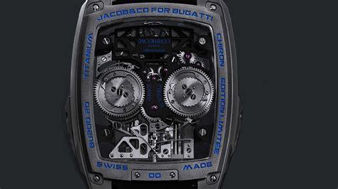 Twin turbo furious bugatti 300+. Jacob & Co. Bugatti Chiron Tourbillon - jam dengan replika enjin W16 yang berfungsi! | Careta