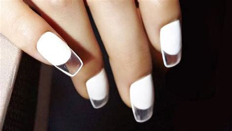 New Image Nails Stand Out With These 15 Modish Ways To Apply Your White