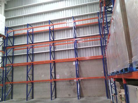 Rack Industrial by Rack Industrial Usado Selectivo Para Almacenamiento