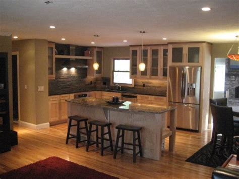 raised ranch kitchen ideas kitchen reno idea for raised ranch style home