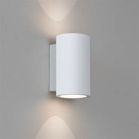 astro lighting 7001 bologna 160 led white round plaster