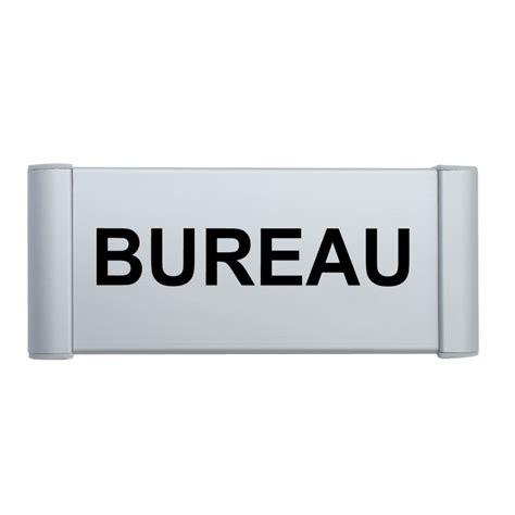plaque bureau plaque de porte alu bureau