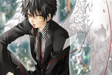 Anime Wallpaper Boy - sad anime boy wallpaper 183