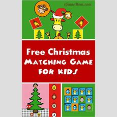 Free Christmas App  Bo's Matching Game