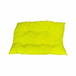 NEON YELLOW SOFT REPLACEMENT CUSHION PILLOW Pad Seat Cover