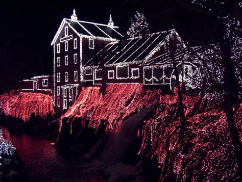best christmas light displays 15 best christmas light displays in ohio 2016