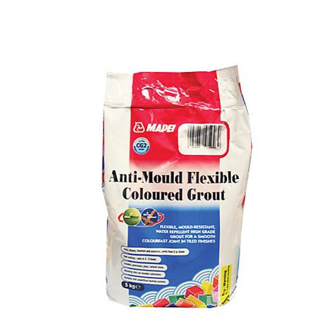 mapei porcelain tile mortar coverage mapei anti mould coloured grout grey 5kg wickes