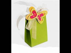 Gift Wrap Ideas Gift bag box Easy to do Ideas for
