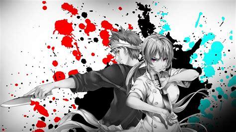 Wars Anime Wallpaper - food wars shokugeki no soma hd wallpaper and