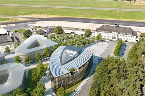 Lilienthalhaus In Braunschweig by Lilienthalhaus Ein Neues Zentrum Am Flughafen Braunschweig