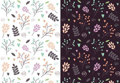 Florale Muster Kostenlos by Free Vintage Floral Pattern Free Vector