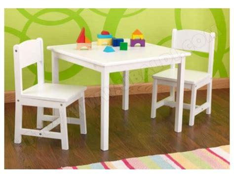 table et chaise enfant pas cher ensemble table et chaise enfant kidkraft table 2 chaises
