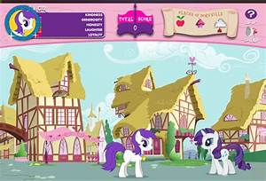 My Little Pony Adventures In Ponyville Full Game Gamesworld