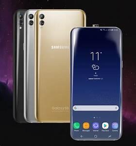 Samsung Galaxy S9 2018 : samsung galaxy s9 concept rendered by metti farhang ~ Kayakingforconservation.com Haus und Dekorationen