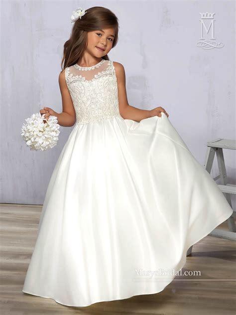 marys bridal  flower girl dress final choices