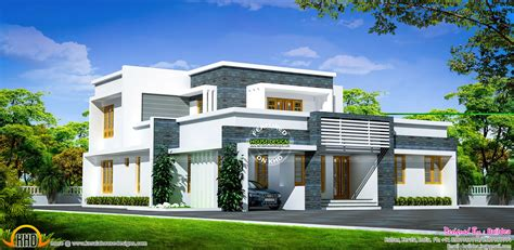 Home Design 4 Bhk : 4 Bhk House In An Area Of 2742 Square Feet