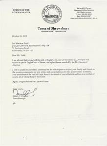 eagle recommendation letter cover letter example With eagle letters