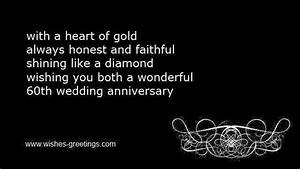 60th wedding anniversary quotes quotesgram With 60 wedding anniversary wishes