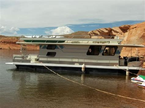 Luxury Pontoon Houseboat by 1993 Boatel Hercules Pontoon Houseboat Boats Yachts For Sale
