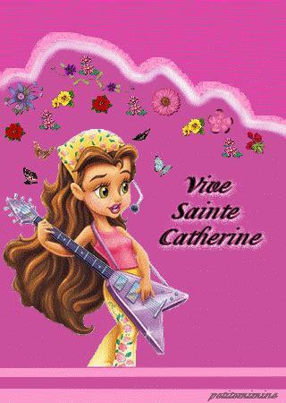 Carte De Sainte Catherine à Imprimer by Les Philosophies De Kanni