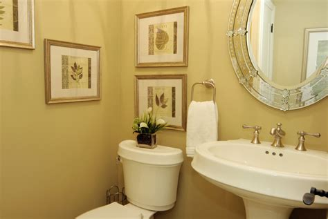 Half Bath Bathroom Decorating Ideas by Half Bath Decor Bathroom Traditional With Bath Vanity