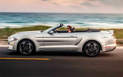 ford mustang gt convertible california special