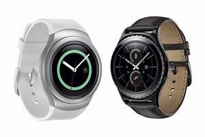 Montre Gear S2 : samsung l ve le voile sur sa montre connect e gear s2 sous tizen ~ Preciouscoupons.com Idées de Décoration