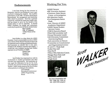 resume dropped out of college walker says he unsealed his records from college