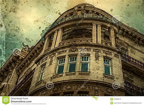 architectural detail from belgrade serbia royalty free