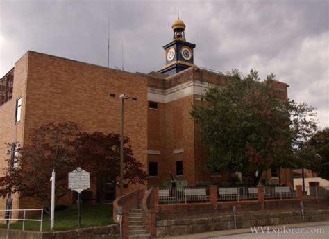 wayne county courthouse wv west virginia mccoy hatfield region court wvexplorer