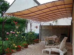 Toile Pour Terrasse : toile a tendre pour terrasse 20170518232229 ~ Premium-room.com Idées de Décoration